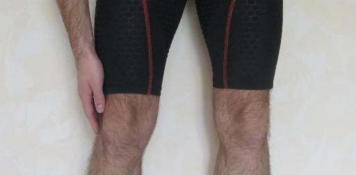 première blessure en course à pied