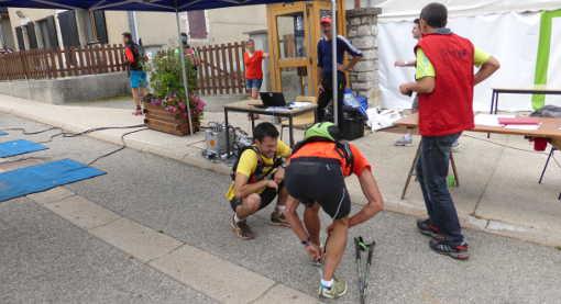relais ultra trail du Vercors