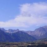 Souvenir du trail du Tetras Lyre 2014