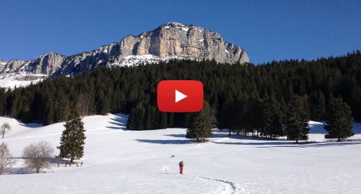 Montagne hiver 2016