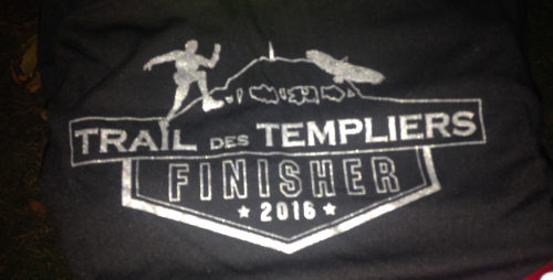 finisher gran trail des templiers 2016