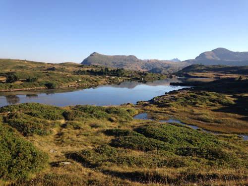 plateau des lacs Taillefer