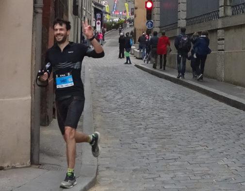 Lyon urban trail 2019 24 km