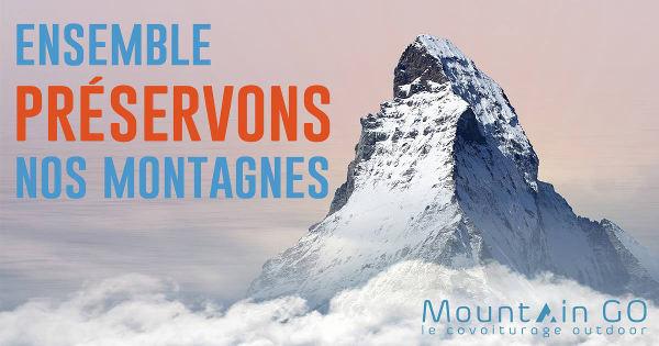 mountain go, le covoiturage outdoor